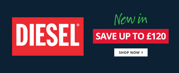 MandM Direct MandM Direct: Sale up to £120 off Diesel styles