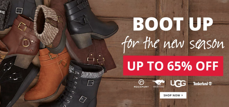 MandM Direct MandM Direct: up to 65% off boots for the new season