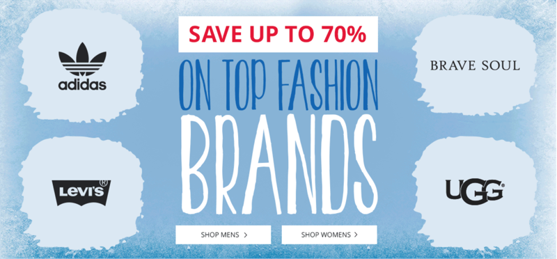 MandM Direct: up to 70% off womens and mens fashion