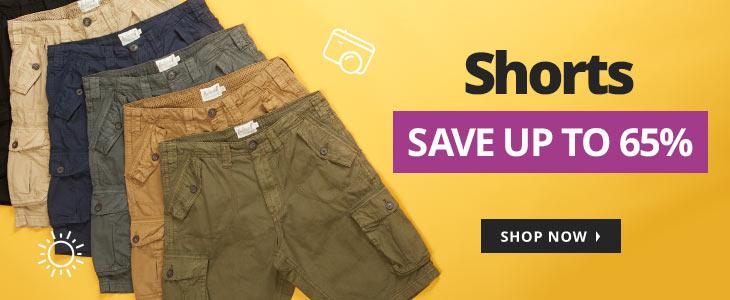 MandM Direct MandM Direct: up to 65% off shorts
