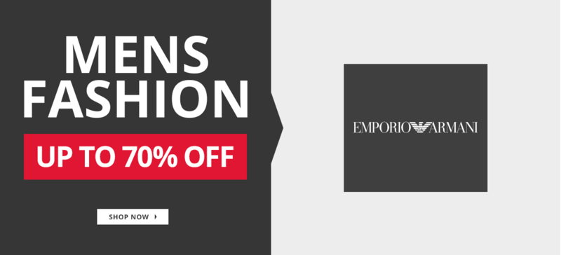 MandM Direct: up to 70% off mens fashion