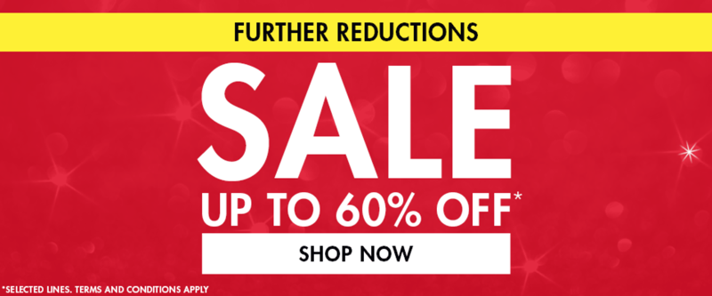 M&Co M&Co: Sale up to 60% off womens, mens and kids clothing