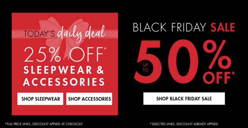 Black Friday M&Co: 50% off women's, men's and kids' clothing