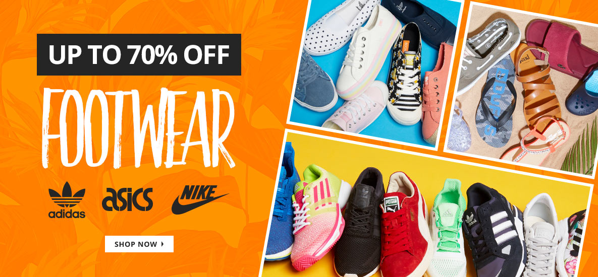 MandM Direct M and M Direct: Sale up to 70% off footwear