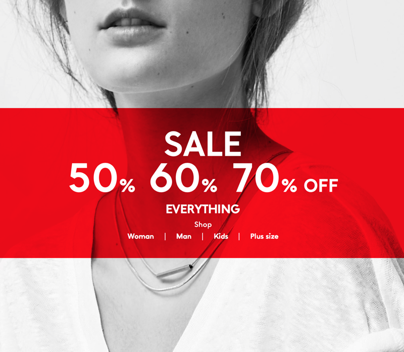 Mango: sale up to 50% off