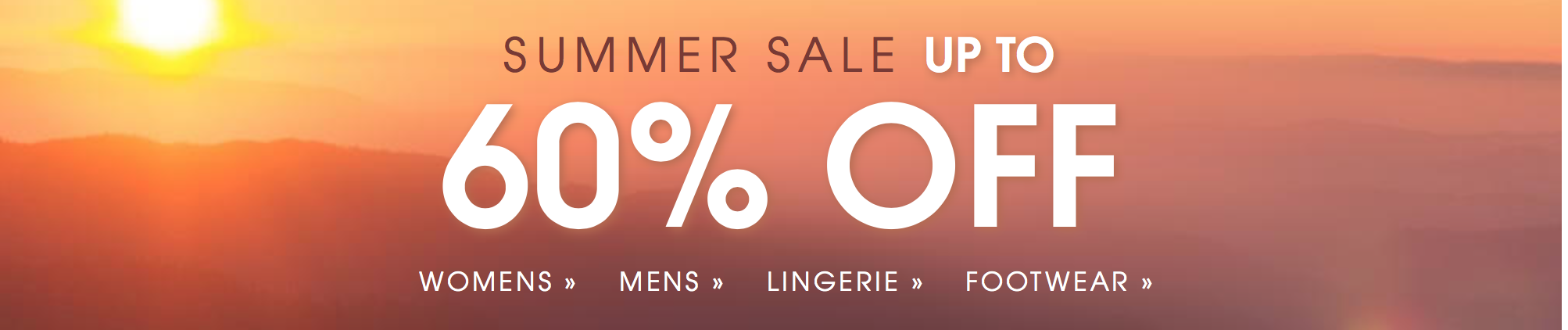 Marisota: Sale up to 60% off women, mens, lingerie and footwear lines