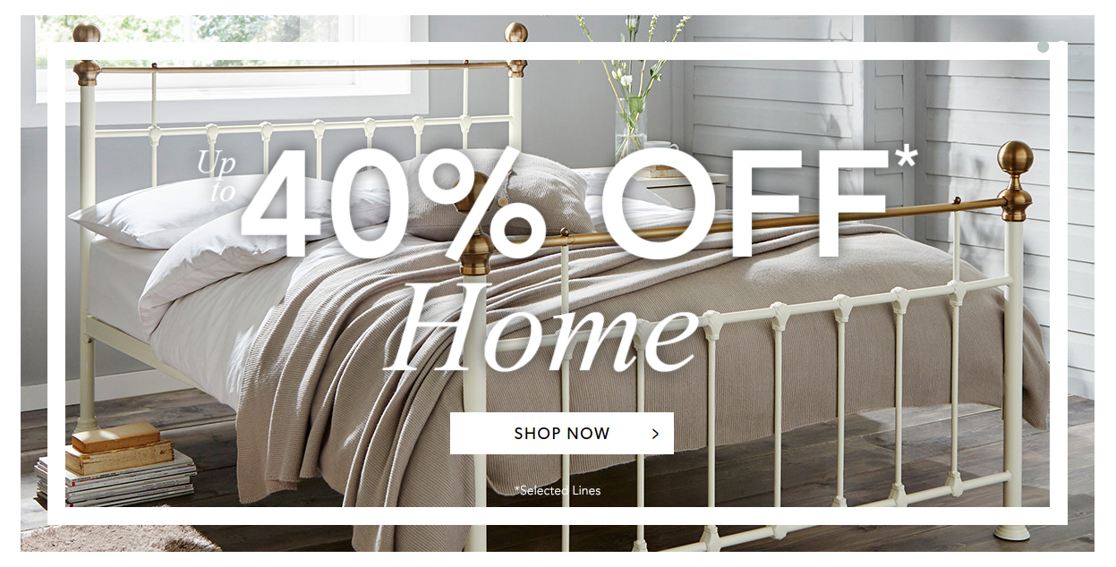 Marisota: up to 40% off home products