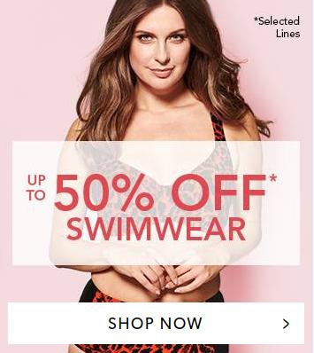 Marisota: 50% off swimwear