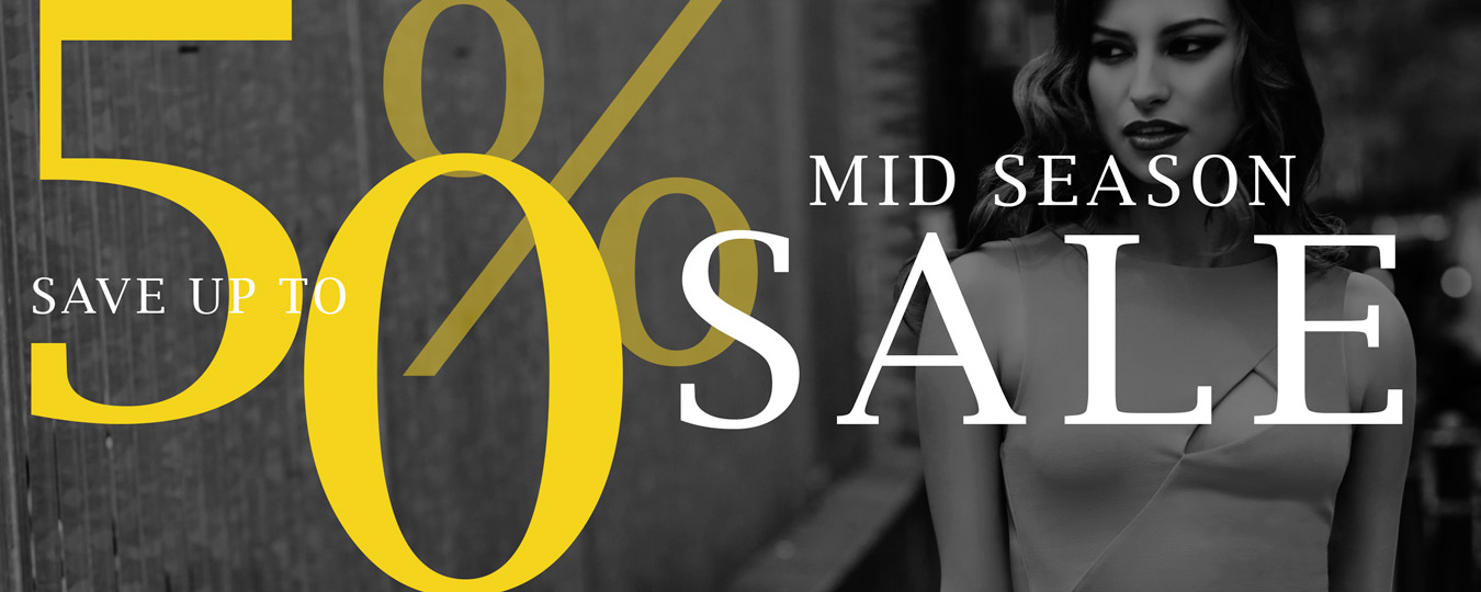 Jane Norman: Mid Season Sale up to 50% off