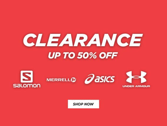 Millet Sports: Sale up to 50% off Salomon, Merrell, Asics, Under Armour brands