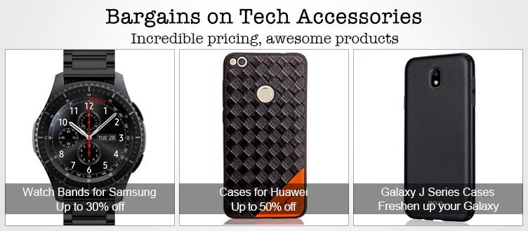 Mini in the Box Mini in the Box: up to 50% off tech accessories