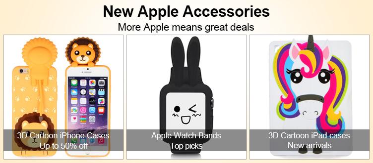 Mini in the Box Mini in the Box: up to 50% off Apple Accessories