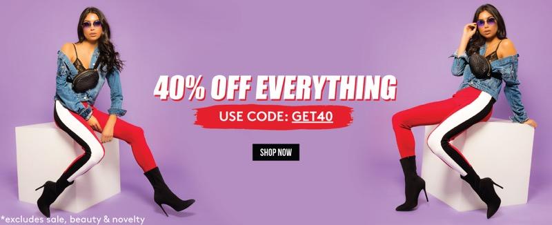 Miss Pap: 40% off women's fashion