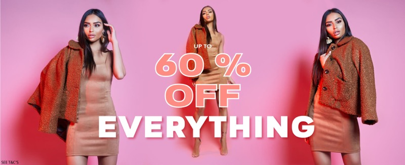 Miss Pap: up to 60% off everything