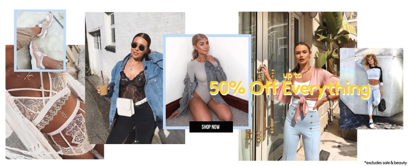Misspap Miss Pap: up to 50% off women's fashion