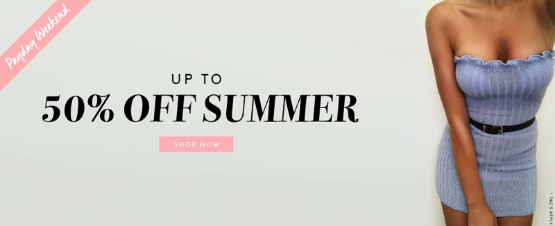 Miss Pap: up to 50% off women's fashion