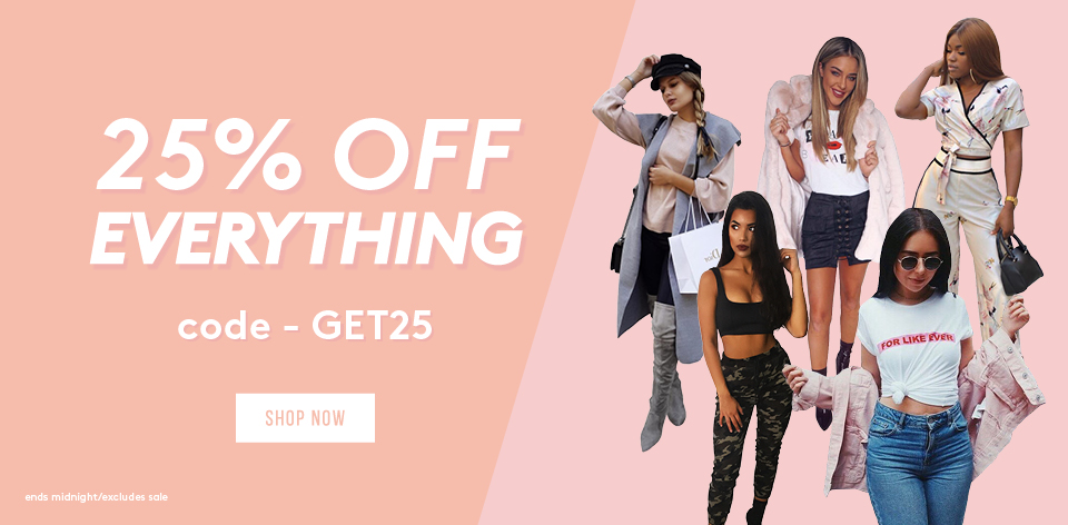 Misspap Miss Pap: 25% off dresses, clothing, shoes, denim and accessories