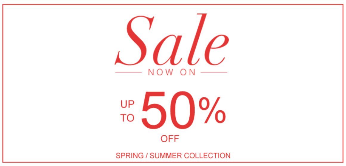 Miss Sixty: sale up to 50% off
