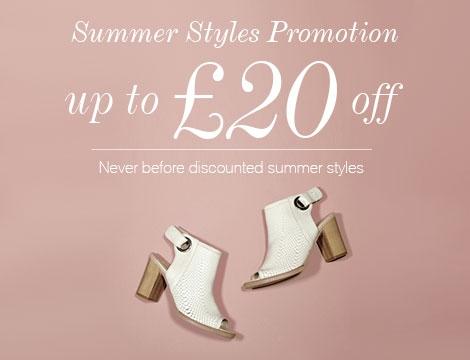 Moda in Pelle Moda in Pelle: up to £20 off Summer Shoes