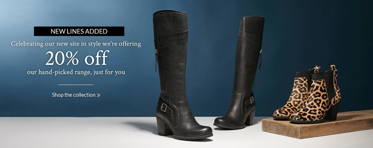 Moda in Pelle: 20% off shoes, boots, sandals, bags and accessories