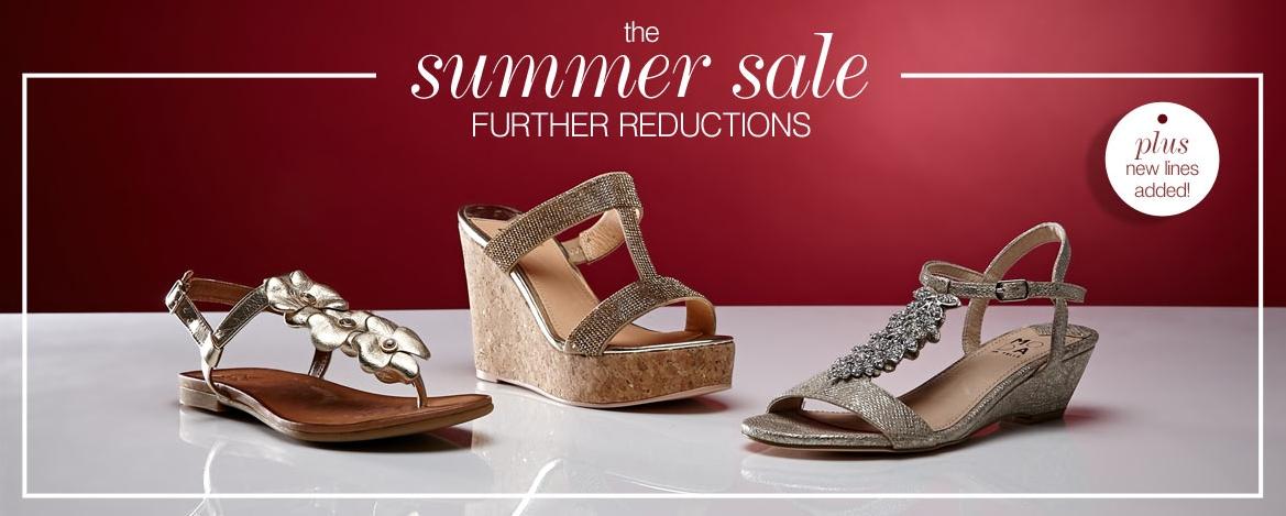 Moda in Pelle Moda in Pelle: Summer Sale up to 50% off shoes