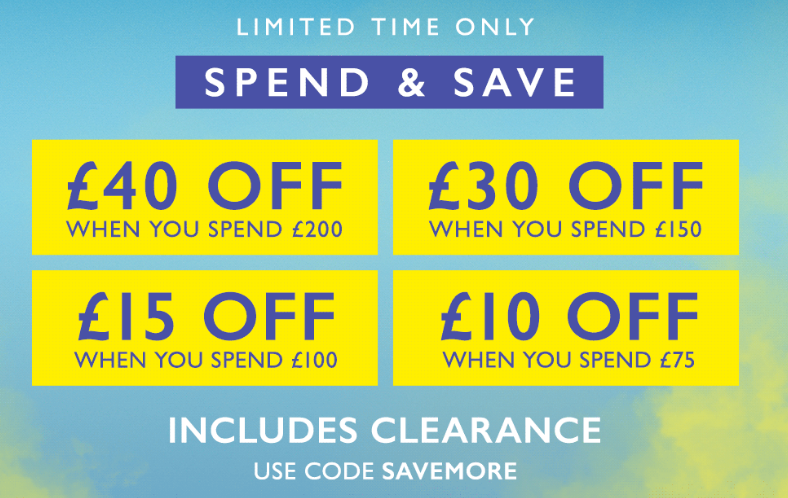 Moss Bros Moss Bros: up to £40 off suits and formal menswear