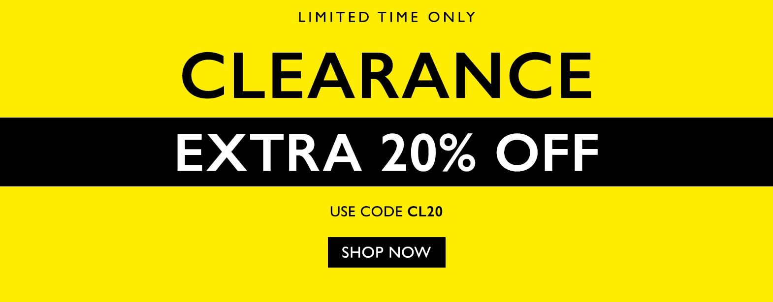 Moss Bros: extra 20% off suits, tailoring, shirts, shoes, coats and accessories