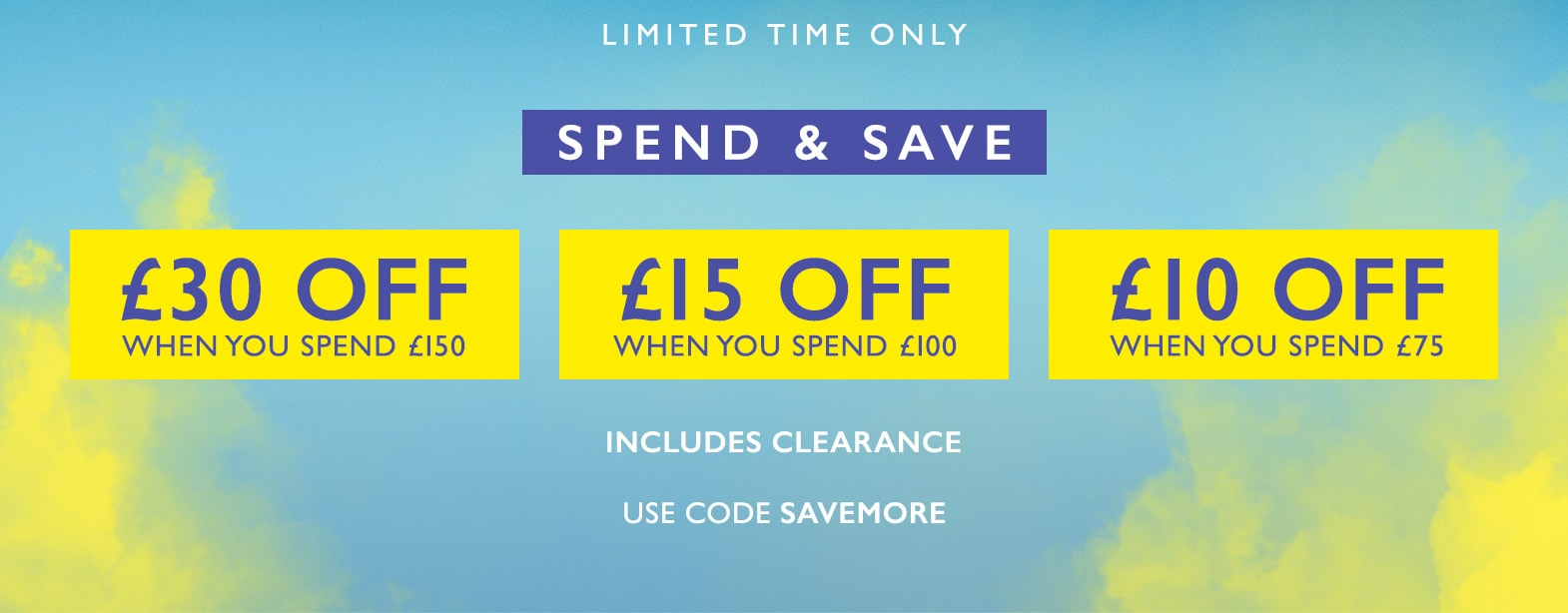 Moss Bros Moss Bros: up to £30 off suits and menswear