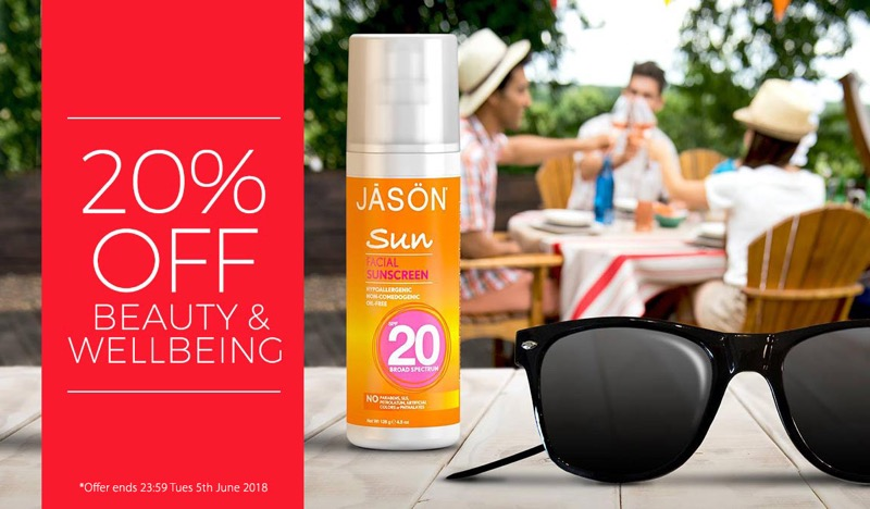 Natural Collection Natural Collection: 20% off beauty and wellbeing