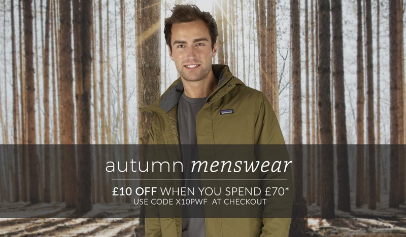 Natural Collection Natural Collection: £10 off when you spend £70 on autumn menswear