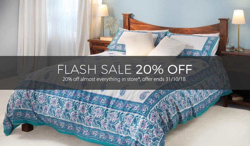 Natural Collection: 20% off homeware products