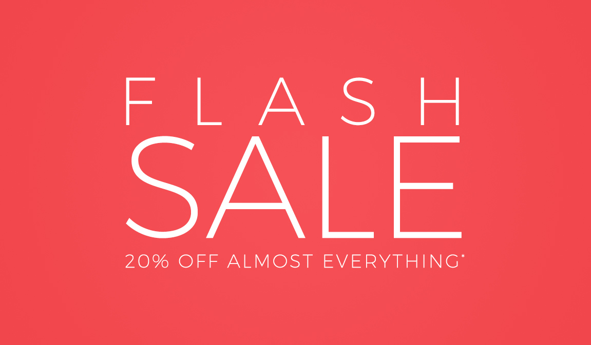 Natural Collection Natural Collection: Flash Sale 20% off almost everything to home and garden