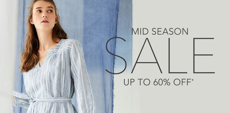 Natural Collection Natural Collection: Sale up to 60% off ethical wardrobe with the latest in conscious clothing for men and women