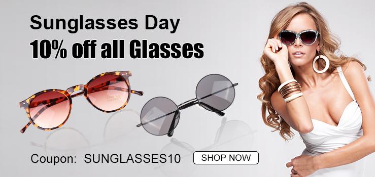 Newfrog: 10% off all Glasses