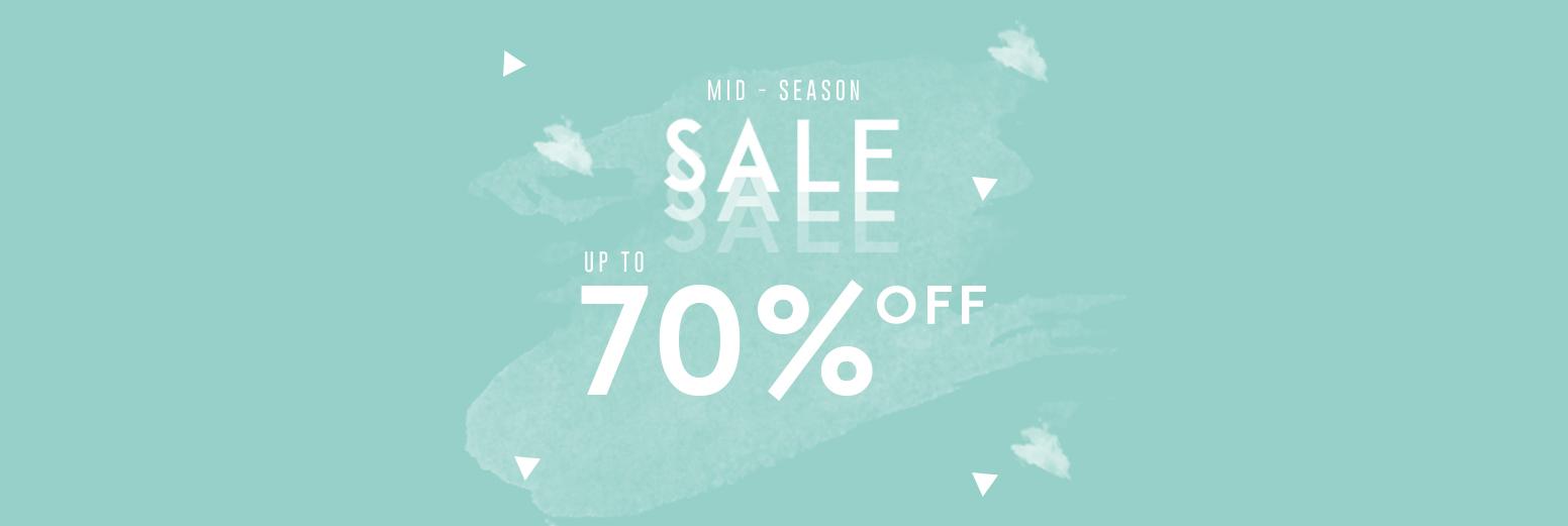 Brand Attic: Mid Season Sale up to 70% off