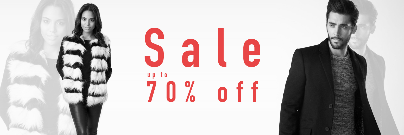 Brand Attic: Sale up to 70% off men's and women's clothing