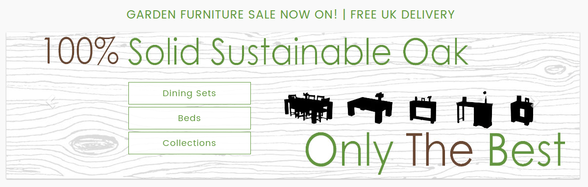 Oak Furniture King Oak Furniture King: save yourself over £200 on some products