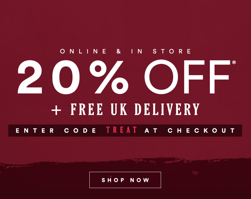 Offspring: 20% off on full price products