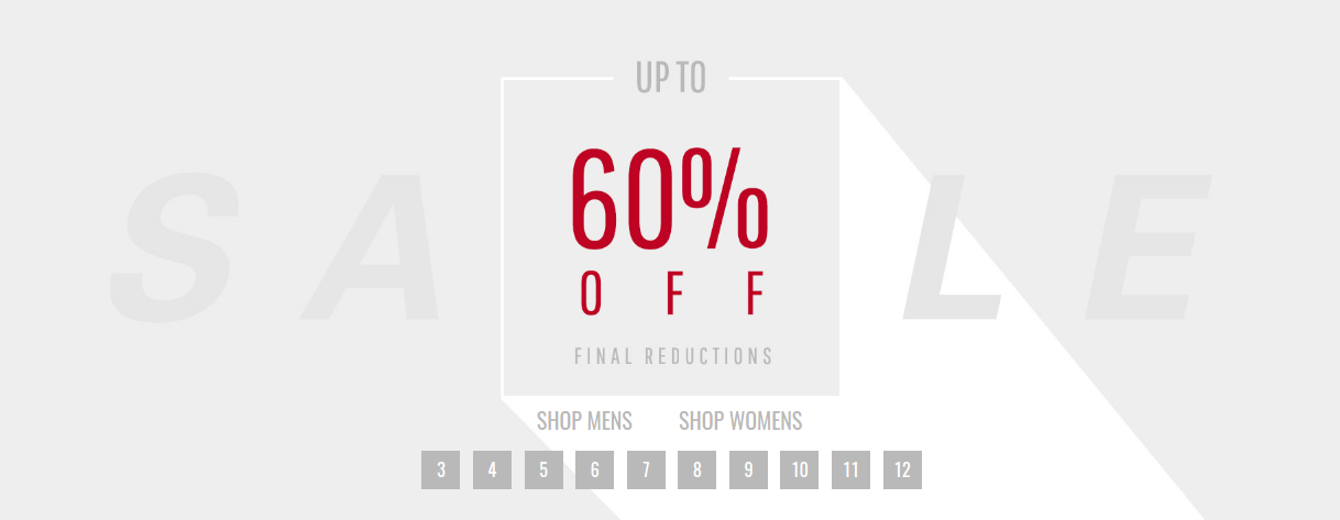 Offspring: Sale up to 60% off trainers, sneakers and fashion trainers