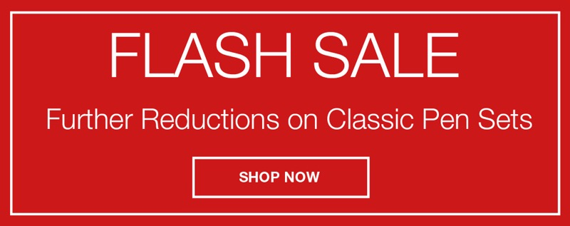 Pen Shop: Sale up to 70% off classic pen sets