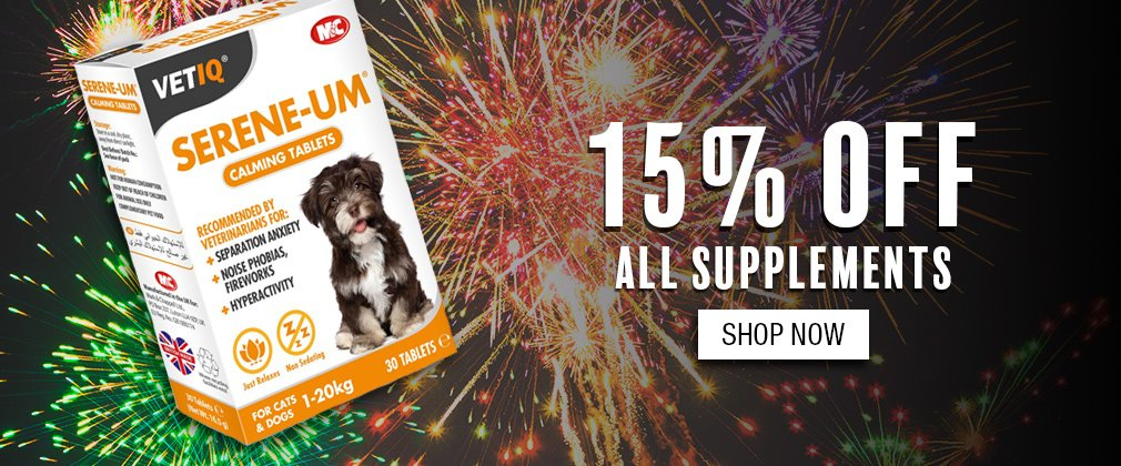Pet and Country: 15% off dogs, cats and horses supplements