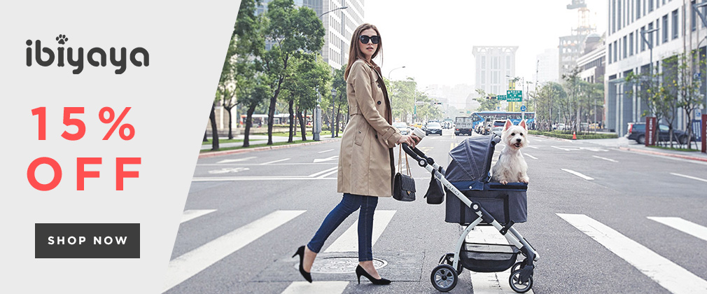 Pet and Country: Sale 15% off pet strollers and pet beds