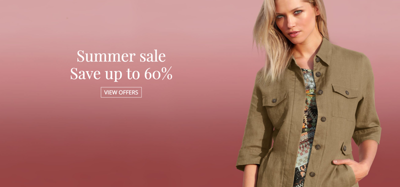 Peter Hahn Peter Hahn: Summer Sale up to 60% off clothes, footwear and lingerie