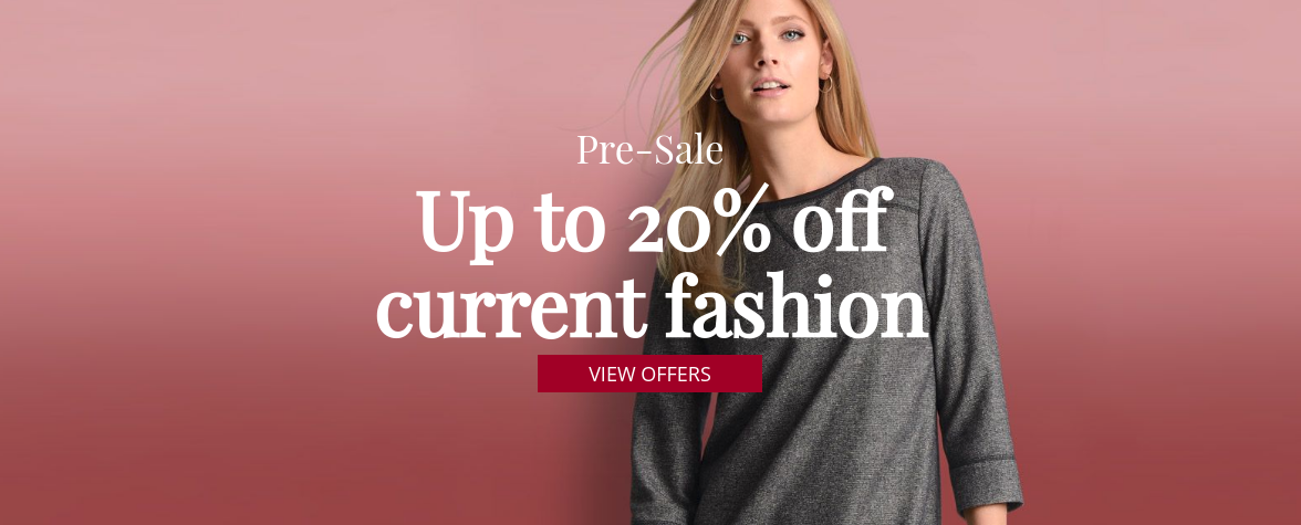 Peter Hahn: Pre Sale 20% off current fashion