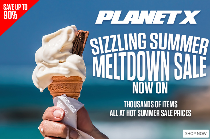 Planet X: Sale up to 90% off bikes, frames, wheels, components, clothing and accessories