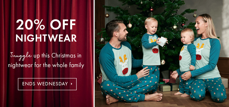 Polarn O Pyret: 20% off nightwear