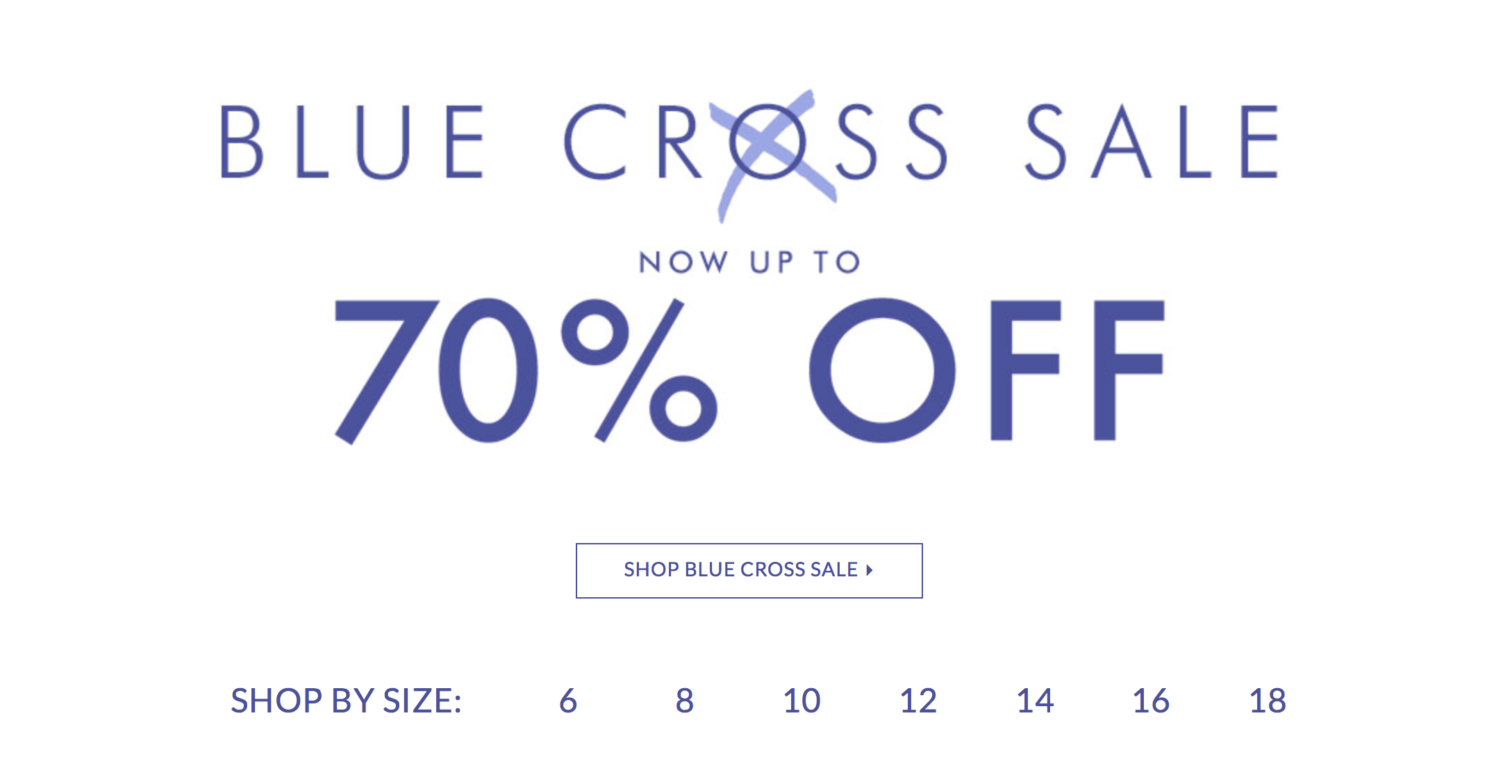 Precis: Sale up to 70% off ladies accessories and clothing