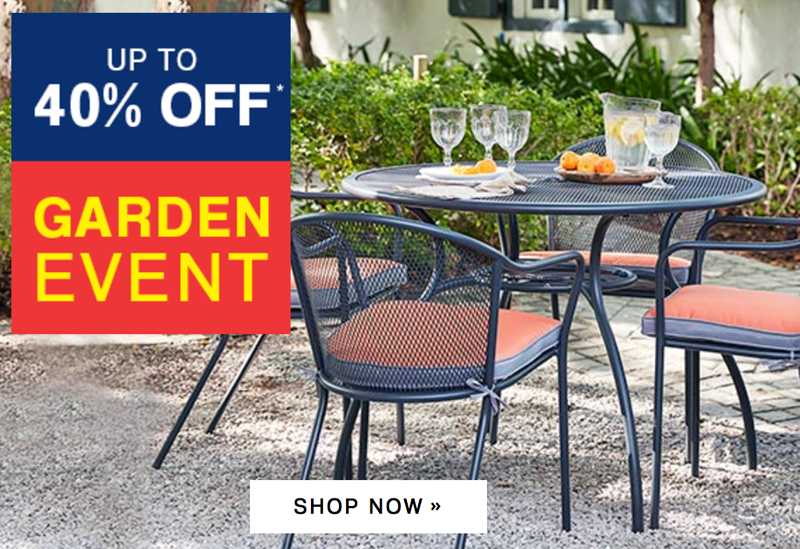 Premier Man: Sale up to 40% off garden items