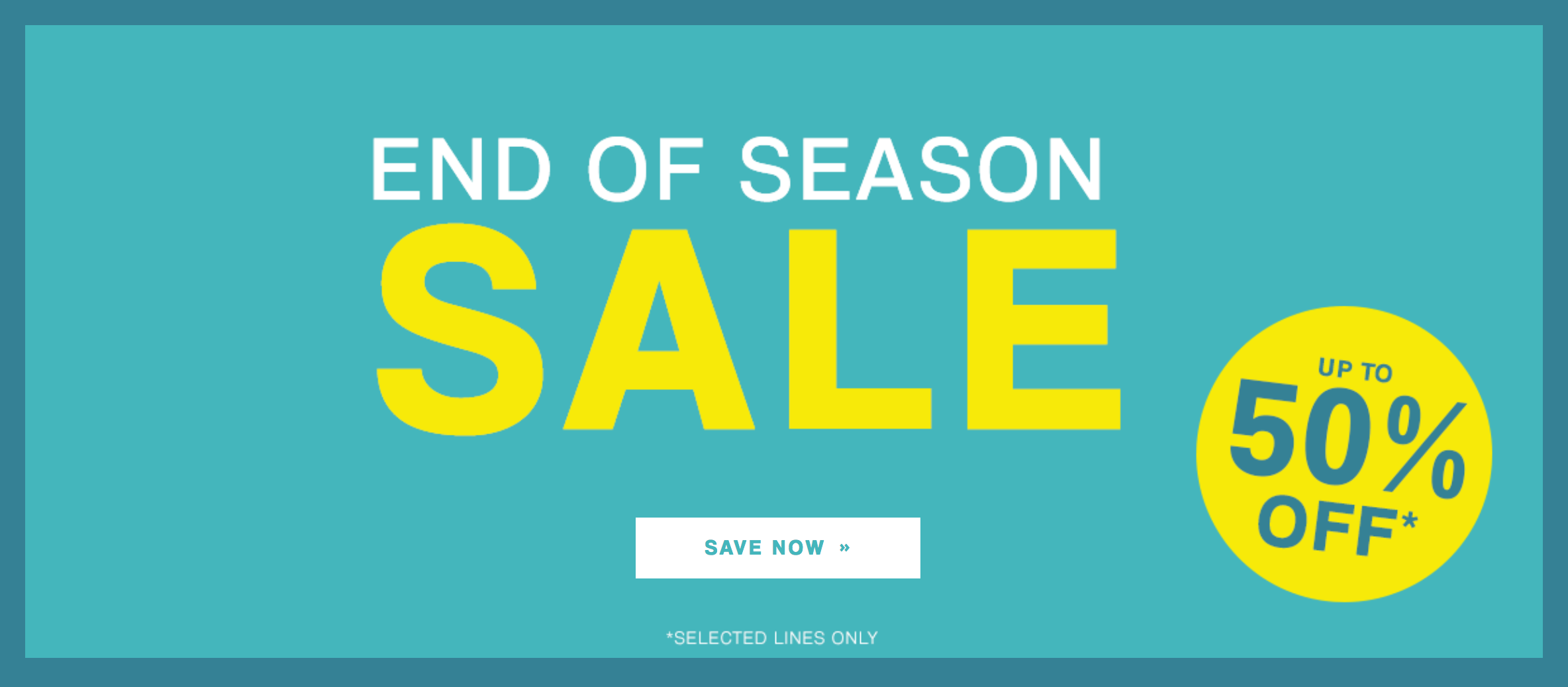 Premier Man: End of Season Sale up to 50% off womens, mens and kids clothing and footwear