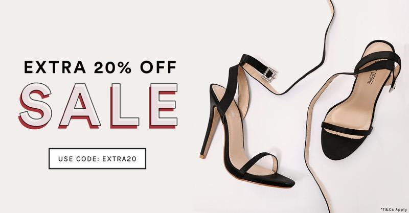 Public Desire Public Desire: Sale extra 20% off women's shoes, boots & footwear